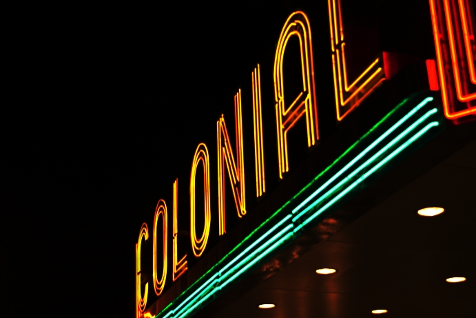 Colonial Theatre.